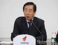 """김성태 """"대우건설 매각, 의혹 투성…새우가 고래 삼킨다"""""""