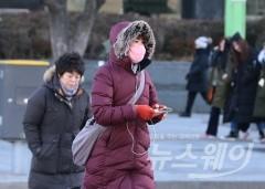 오전 출근길 전국 영하권…'한파주의보'