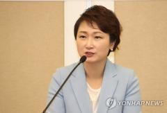 """이언주 """"문재인 국가파괴 막아야…한국당行 사실 아냐"""""""