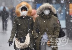 서울 대설주의보 해제…호남·제주에 밤 사이 폭설 예고