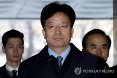 '민간인 사찰 폭로 입막음' 장석명, 두번째 영장심사
