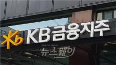 KB금융지주, '2018년 지배구조 우수기업' 금융 부문 1위 선정