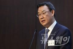 """김태영 은행연합회장 """"은행 수익 혁신 가로막는 규제 없애야"""""""