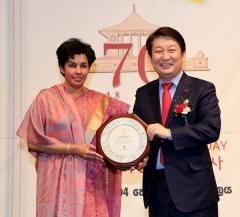 스리랑카 독립 70주년 기념행사, 대구에서 성황리에 개최