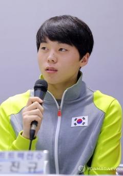 """쇼트트랙 심석희·황대헌 """"故노진규 멘토며, 존경하는 선수"""""""