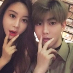 """함소원, 18세 연하 '중국 SNS스타' 진화와 결혼 …""""어렵게 결혼한 만큼"""""""