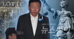 신동빈 회장 공백…주가 악영향?