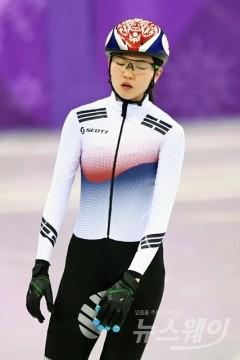 쇼트트랙 심석희, 월드컵 1500m 결승 좌절…1000m서 재도전