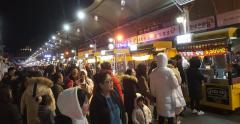 설 연휴 서문시장 야시장에 30만 명 방문