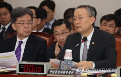 백운규 장관의 국회 거짓말 답변 논란