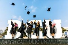 대구가톨릭대, 학사 2290명에 학위 수여