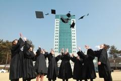 대구대, 3858명 2017학년도 전기 학위수여식 개최