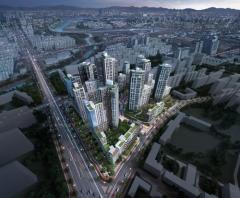 '로또 아파트' 디에이치자이 개포…청약경쟁률 25대 1 기록