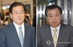 서훈·정의용 대북특사 확정…금주 평양行
