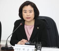 """박순자 """"한국당 '터치'는 있었지만, 성폭력은 없었다"""""""