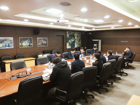 인천도시공사, 지역건설산업 활성화 공동 노력