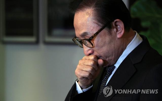 """다스 하청업체 대표, MB 검찰에 고소 """"회사 빼앗겨"""""""