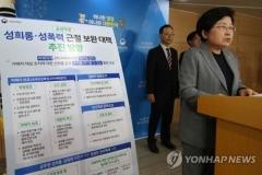 12일부터 공공부문 2022곳 성희롱·성폭력 실태 특별점검