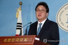 """성추행 의혹 민병두 """"의원직 내려 놓겠다"""""""