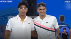 '테니스 황제' 페더러, 정현과 재대결서 반드시 이겨야 '랭킹 1위' 유지한다