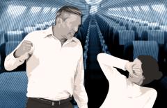 기내서 재일교포 승객이 승무원 폭행…항공기 '램프리턴'
