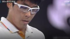 """'테니스 황제' 페더러 """"정현, 앞으로 훌륭한 선수 될 것"""""""