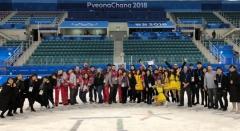 김포대 멀티미디어과, 2018 평창동계올림픽 SPP 방송지원 성공적으로 마쳐