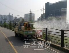 천안시 서북구 보건소, 모기유충 구제·월동모기 방제사업 활동 전개