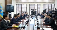 靑, '미국通' 홍석현·이홍구 포함한 南北회담 자문단 확정
