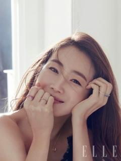 최지우, 김수현 이어 '사랑의 불시착' 카메오 출연 예고 '기대'