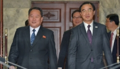 26일 남북 철도착공식에 '김현미·조명균·리선권' 등 장관급 인사 참석
