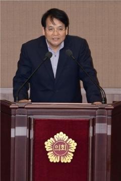 """김광수 의원, 서울시의회 부의장 당선 """"9대 의회 성공적 마무리"""""""