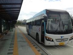 인천교통공사, 청라~강서 간 BRT 출근시간대 집중배차