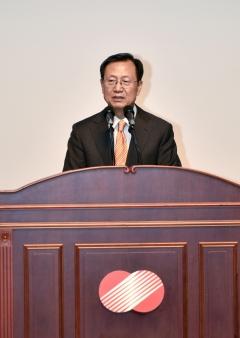 """김종갑 한전 사장 취임 일성…""""국민들에게 사랑받는 기업 만들겠다"""""""