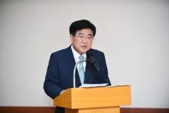 정기선 부사장 전면에…30년 전문경영인 종식?