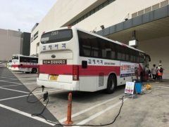 김해시, 운행차 배출가스 집중단속