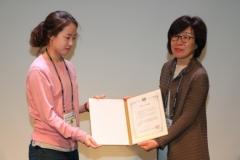유영은 이대목동병원 전공의, 대한세포병리학회 우수구연상 수상