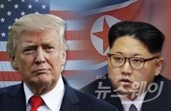 """美트럼프 """"6·12 싱가포르서 金위원장 만난다""""… 北美대화 재개"""