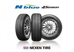 넥센타이어 '엔블루 4시즌', 獨 ADAC 선정 사계절용 타이어 성능 테스트 1위