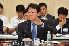 '1년 연임' 김광수 농협금융 회장, 디지털·해외사업 힘 싣는다(종합)