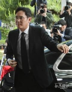 이재용 삼성 부회장, 빈소 조문