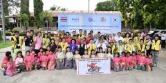 국제로타리 3700지구 태국 국제봉사