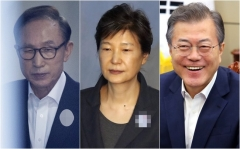 흔들흔들 부울경… '지는' MB·朴 사람들, '뜨는' 文 사람들