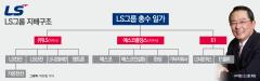 LS- LS·예스코, 양대 지주사 체제로