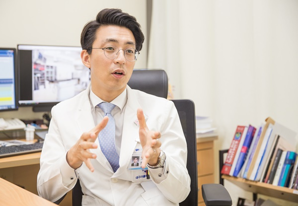 Daegu Catholic University Hospital, Department of Radiation