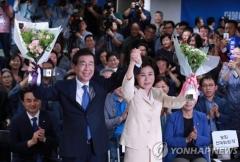박원순, 3선 '성공'…'최장수 서울시장'
