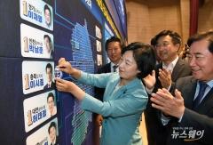 광역단체장 선거 與 압승…민주 14·한국 2·무소속 1(종합)