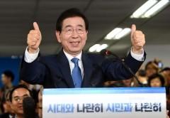"""서울 집값 들썩이자 박원순 시장, """"여의도·용산 개발 전면 보류"""""""