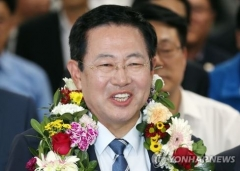 박남춘 인천시장 당선 유력…유정복 재선 실패