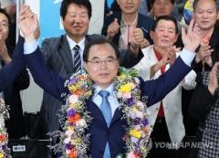 """오거돈 """"미투 의혹은 소도 웃을 가짜뉴스…민·형사 고발할 것"""""""